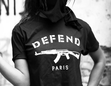 Defend Paris